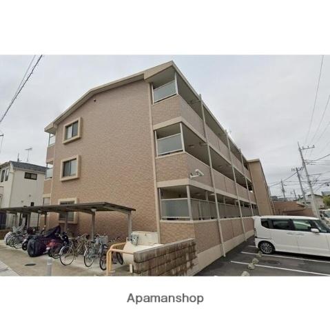 埼玉県川越市、上福岡駅徒歩11分の築4年 3階建の賃貸マンション