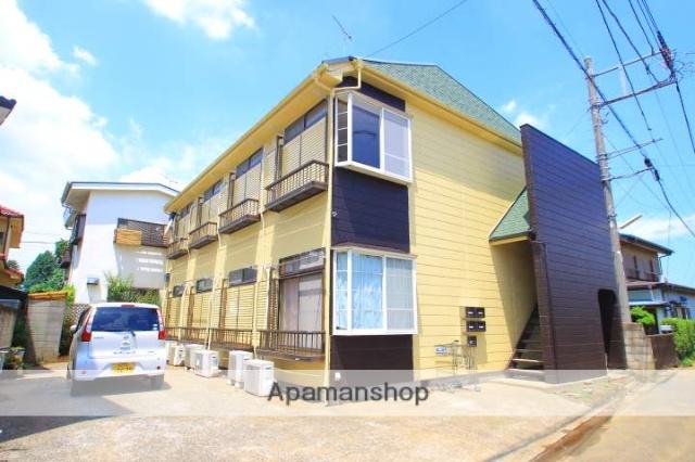 埼玉県富士見市、みずほ台駅徒歩26分の築29年 2階建の賃貸アパート