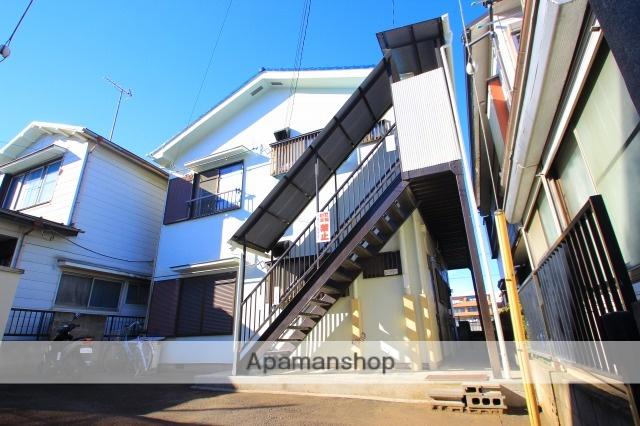 埼玉県入間郡三芳町、みずほ台駅徒歩29分の築23年 2階建の賃貸アパート