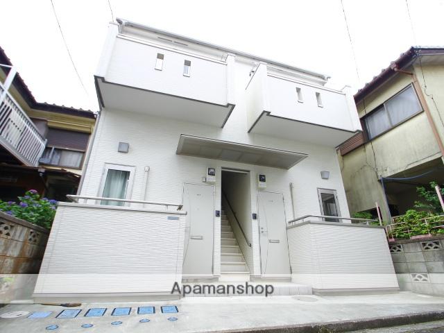 埼玉県富士見市、みずほ台駅徒歩7分の築3年 2階建の賃貸アパート