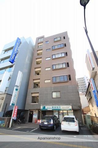 埼玉県志木市、志木駅徒歩5分の築18年 7階建の賃貸マンション