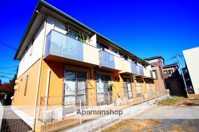 埼玉県志木市、朝霞台駅徒歩33分の築10年 2階建の賃貸アパート