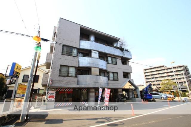 埼玉県志木市、朝霞台駅徒歩28分の築28年 4階建の賃貸マンション