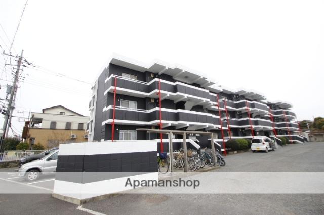 埼玉県川越市、上福岡駅徒歩21分の築24年 3階建の賃貸マンション