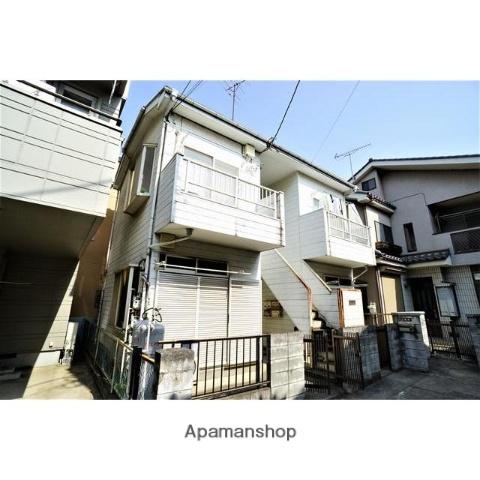 埼玉県川越市、ふじみ野駅徒歩30分の築30年 2階建の賃貸アパート