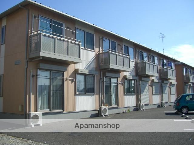 埼玉県川越市、南古谷駅徒歩10分の築9年 2階建の賃貸アパート