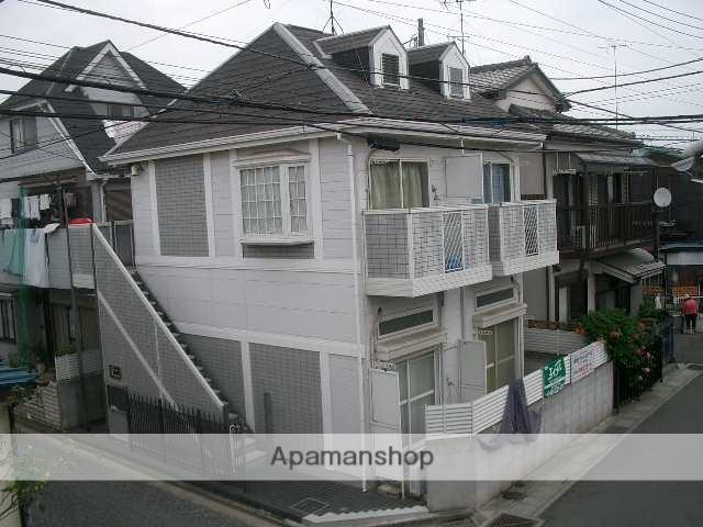 埼玉県川越市、上福岡駅徒歩26分の築26年 2階建の賃貸アパート