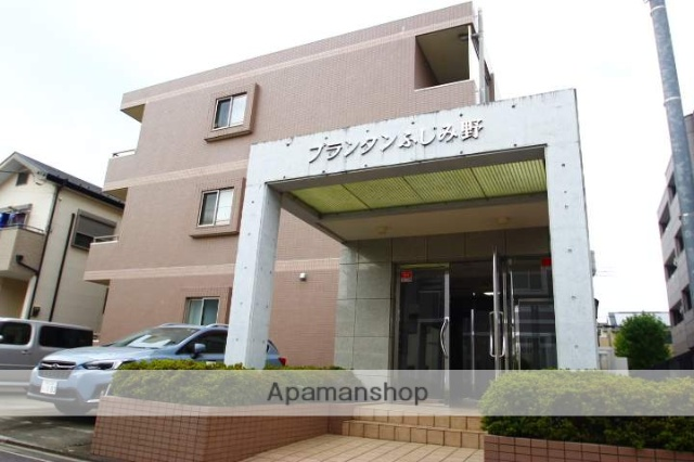 埼玉県ふじみ野市、ふじみ野駅徒歩6分の築10年 3階建の賃貸マンション