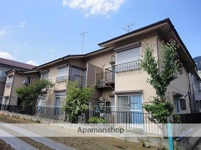 埼玉県川越市、ふじみ野駅徒歩43分の築41年 2階建の賃貸アパート