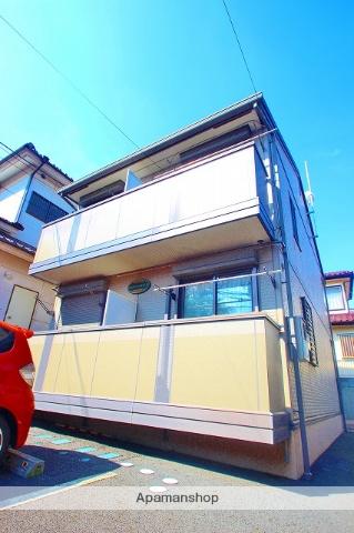 埼玉県富士見市、みずほ台駅徒歩24分の築11年 2階建の賃貸アパート