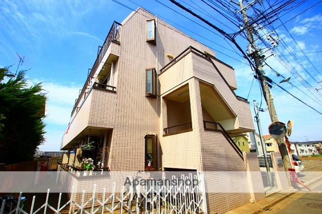 埼玉県新座市、新座駅徒歩10分の築26年 3階建の賃貸マンション