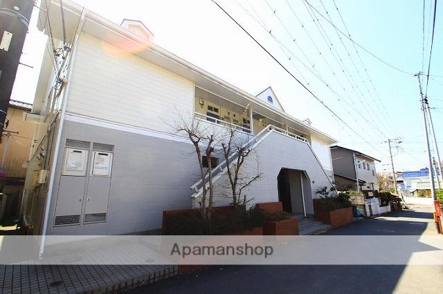 埼玉県志木市、北朝霞駅徒歩32分の築33年 6階建の賃貸マンション