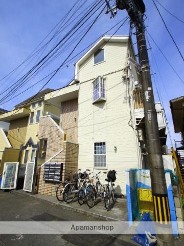 埼玉県新座市、新座駅徒歩24分の築24年 2階建の賃貸アパート