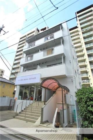 埼玉県志木市、北朝霞駅徒歩23分の築30年 4階建の賃貸マンション