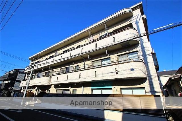 埼玉県志木市、朝霞台駅徒歩30分の築25年 3階建の賃貸マンション