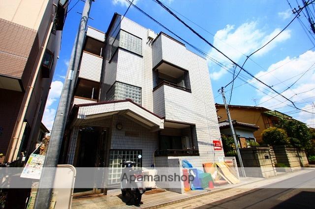 埼玉県志木市、北朝霞駅徒歩25分の築25年 3階建の賃貸マンション