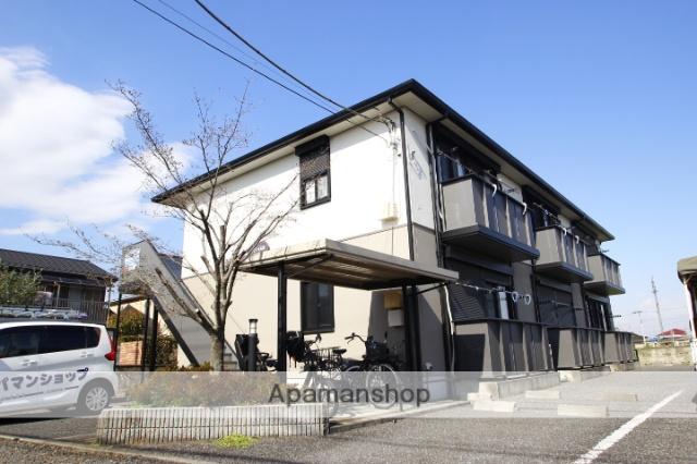 埼玉県川越市、南古谷駅徒歩26分の築14年 2階建の賃貸アパート