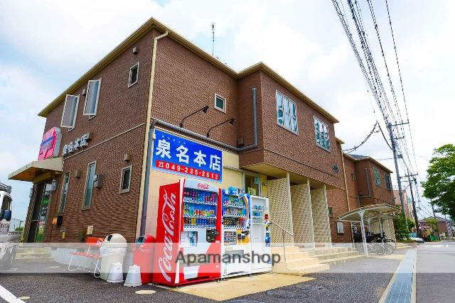 埼玉県川越市、上福岡駅徒歩32分の築8年 2階建の賃貸アパート