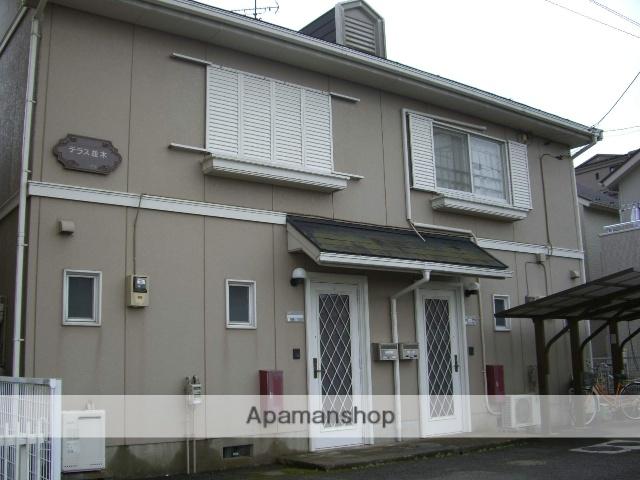 埼玉県川越市、南古谷駅徒歩5分の築26年 2階建の賃貸アパート