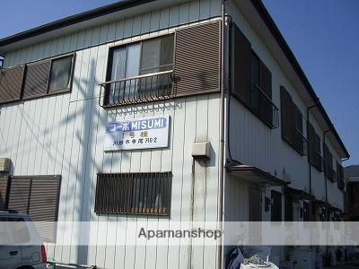 埼玉県川越市、上福岡駅徒歩16分の築26年 2階建の賃貸テラスハウス