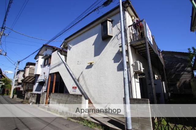 埼玉県川越市、新河岸駅徒歩16分の築24年 2階建の賃貸アパート