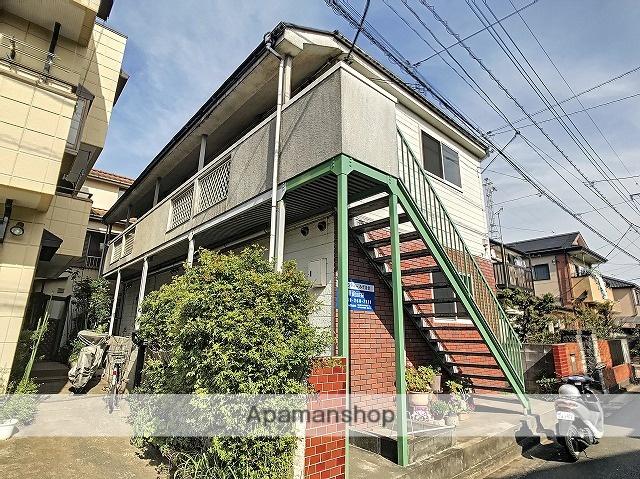 埼玉県入間郡三芳町、柳瀬川駅徒歩29分の築25年 2階建の賃貸アパート