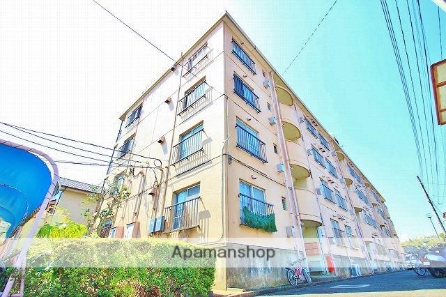 埼玉県入間郡三芳町、みずほ台駅徒歩20分の築38年 4階建の賃貸マンション