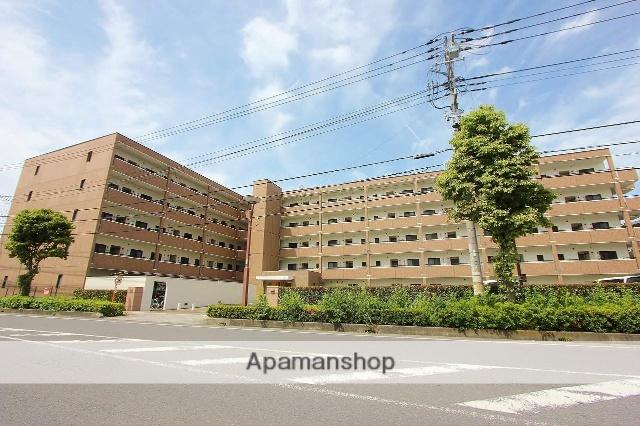 埼玉県富士見市、ふじみ野駅徒歩5分の築15年 5階建の賃貸マンション