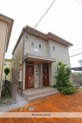 埼玉県富士見市、鶴瀬駅徒歩14分の築6年 2階建の賃貸アパート