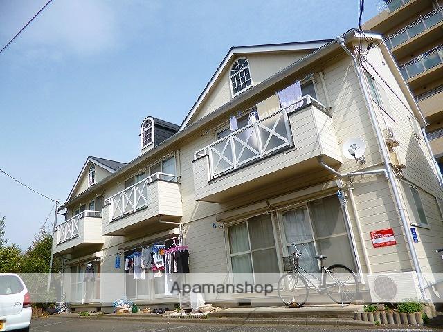 埼玉県志木市、志木駅徒歩15分の築30年 2階建の賃貸アパート