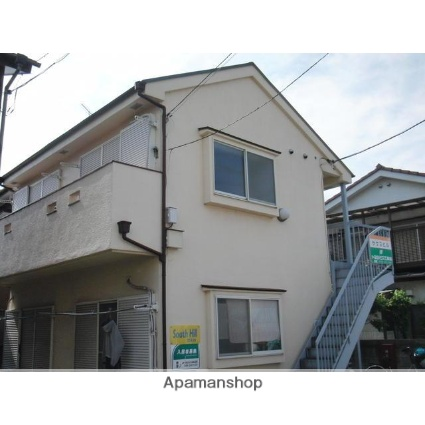 埼玉県川越市、新河岸駅徒歩13分の築25年 2階建の賃貸アパート