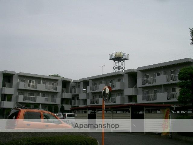 埼玉県川越市、新河岸駅徒歩17分の築30年 3階建の賃貸マンション
