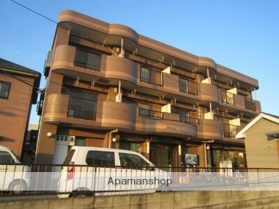 埼玉県川越市、南古谷駅徒歩5分の築19年 3階建の賃貸マンション
