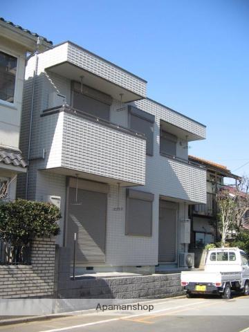 埼玉県川越市、新河岸駅徒歩13分の築4年 2階建の賃貸アパート