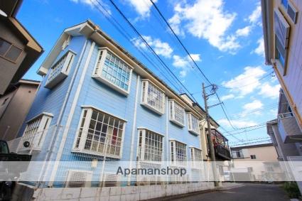 埼玉県ふじみ野市、ふじみ野駅徒歩31分の築29年 2階建の賃貸アパート