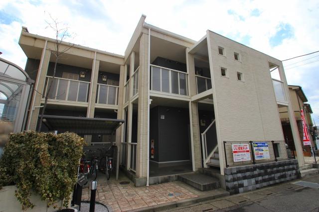 埼玉県ふじみ野市、鶴瀬駅徒歩22分の築7年 2階建の賃貸アパート
