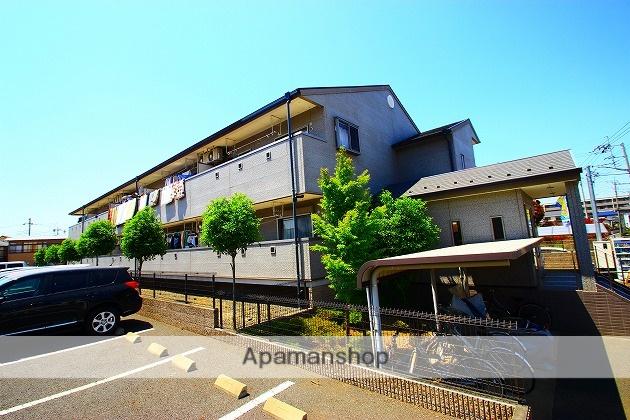埼玉県ふじみ野市、鶴瀬駅徒歩27分の築12年 2階建の賃貸マンション