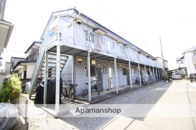 埼玉県川越市、上福岡駅徒歩9分の築22年 2階建の賃貸アパート