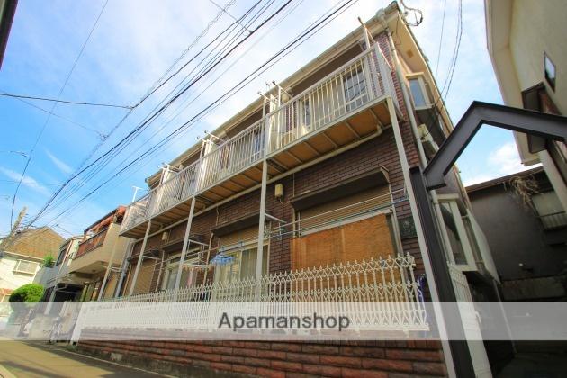 埼玉県入間郡三芳町、鶴瀬駅徒歩8分の築27年 2階建の賃貸アパート