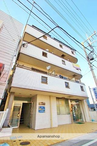 埼玉県富士見市、みずほ台駅徒歩15分の築26年 4階建の賃貸マンション