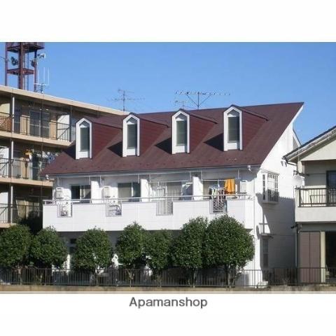 埼玉県入間郡三芳町、みずほ台駅徒歩18分の築30年 2階建の賃貸アパート
