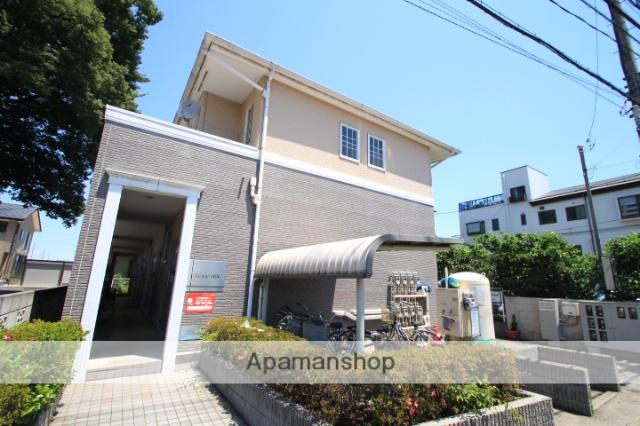 埼玉県新座市、新座駅徒歩4分の築14年 2階建の賃貸アパート