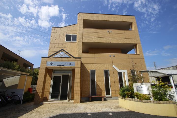 埼玉県川越市、新河岸駅徒歩19分の築6年 3階建の賃貸マンション