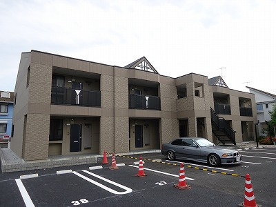 埼玉県川越市、南古谷駅徒歩33分の築7年 2階建の賃貸アパート
