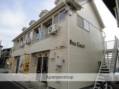 埼玉県川越市、上福岡駅徒歩43分の築24年 2階建の賃貸アパート