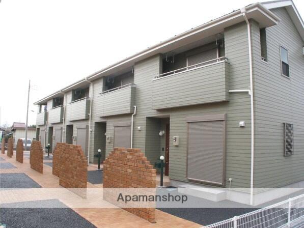 埼玉県川越市、新河岸駅徒歩10分の築11年 2階建の賃貸テラスハウス