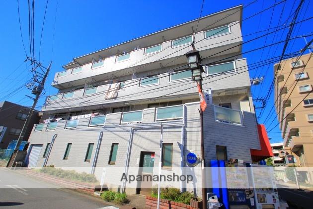 埼玉県富士見市、柳瀬川駅徒歩22分の築28年 4階建の賃貸マンション