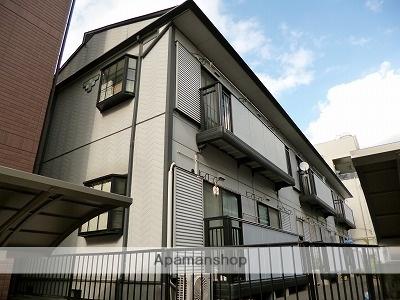埼玉県富士見市、みずほ台駅徒歩21分の築22年 2階建の賃貸アパート