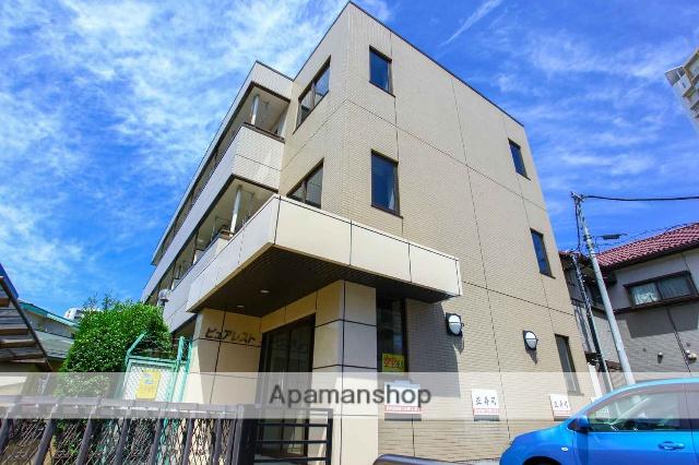 埼玉県ふじみ野市、ふじみ野駅徒歩29分の築18年 3階建の賃貸マンション