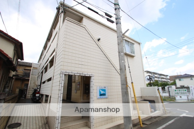 埼玉県新座市、志木駅徒歩22分の築28年 2階建の賃貸アパート